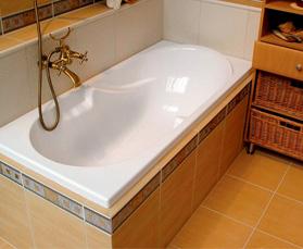 Монтаж ванны и джакузи